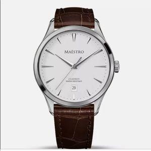 Men's Maestro Watch NEW in packaging GIFT